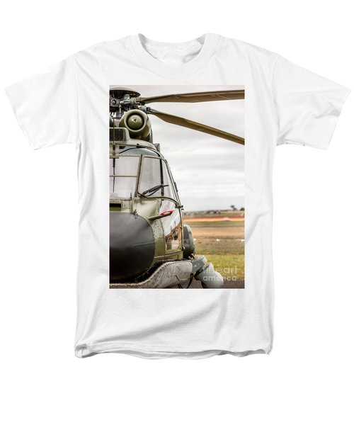 Ready For Action II Men's T-Shirt  (Regular Fit) by Ray Warren