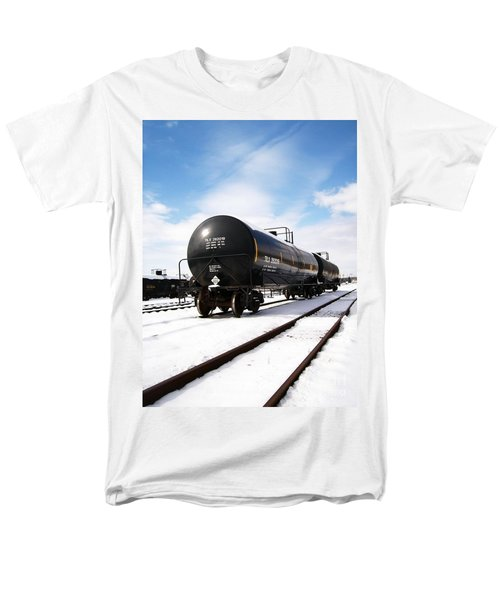 Men's T-Shirt  (Regular Fit) featuring the photograph Ready To Go by Sara  Raber