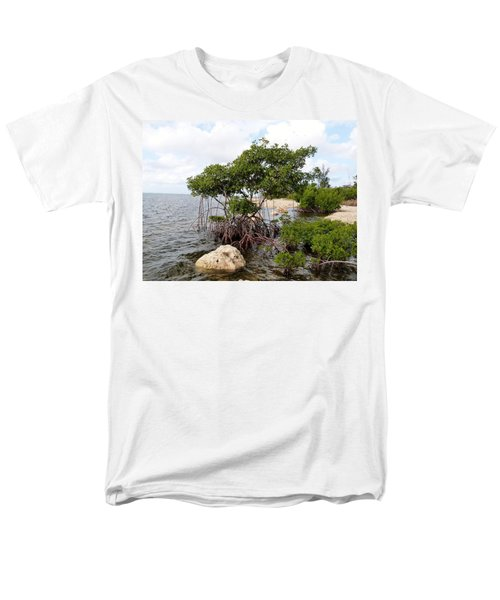 Men's T-Shirt  (Regular Fit) featuring the photograph Reclamation 9 by Amar Sheow