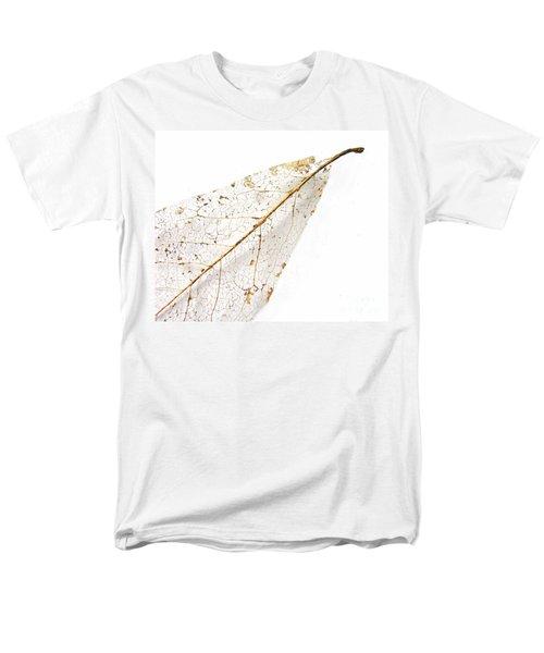 Remnant Leaf Men's T-Shirt  (Regular Fit) by Ann Horn