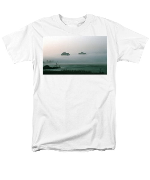 Rising From The Mist Men's T-Shirt  (Regular Fit) by David Porteus