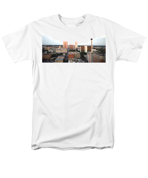 Sa Skyline 003 Men's T-Shirt  (Regular Fit) by Shawn Marlow