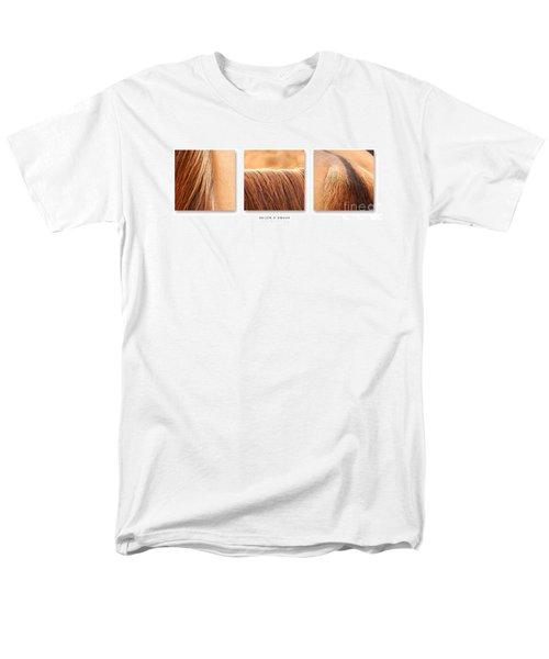 Salon D'equus Light Men's T-Shirt  (Regular Fit) by Michelle Twohig
