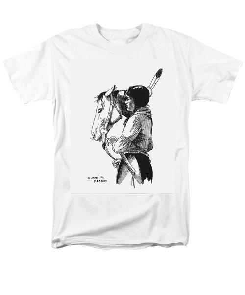 Scout Men's T-Shirt  (Regular Fit) by Duane R Probus