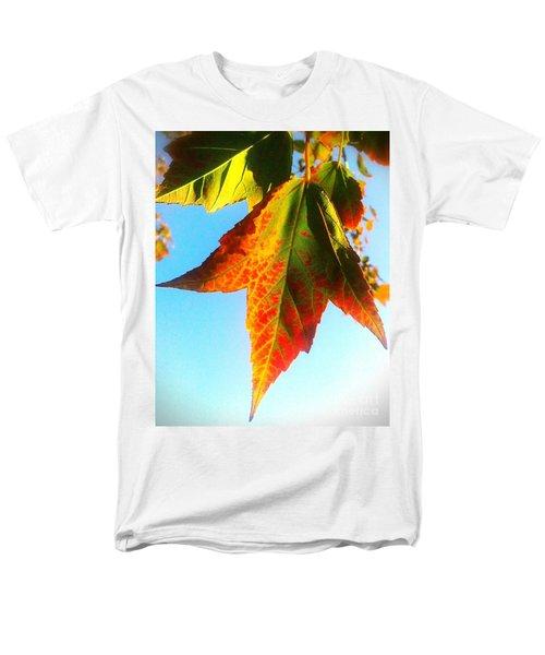 Men's T-Shirt  (Regular Fit) featuring the photograph Season's Change by James Aiken