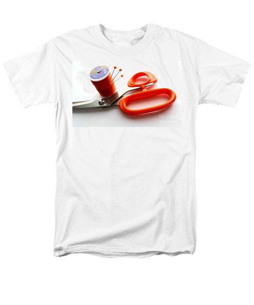 Sewing Essentials Men's T-Shirt  (Regular Fit) by Barbara Griffin
