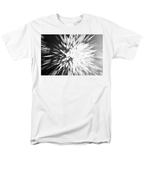 Men's T-Shirt  (Regular Fit) featuring the photograph Shattered by Dazzle Zazz