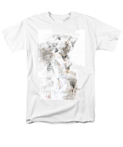 Shhhhh Men's T-Shirt  (Regular Fit) by Evie Carrier