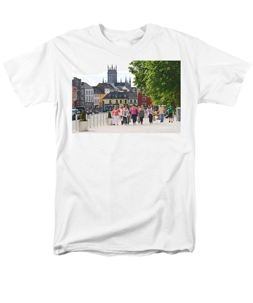 Men's T-Shirt  (Regular Fit) featuring the photograph Shopping Trip by Mary Carol Story
