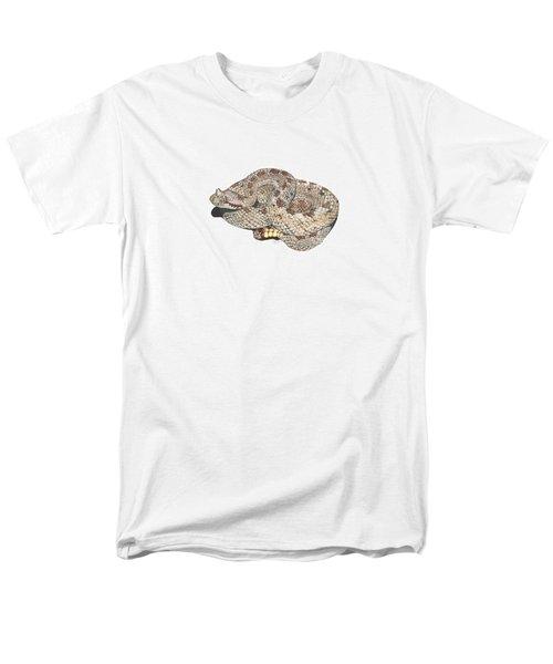 Sidewinder Men's T-Shirt  (Regular Fit) by Cindy Hitchcock