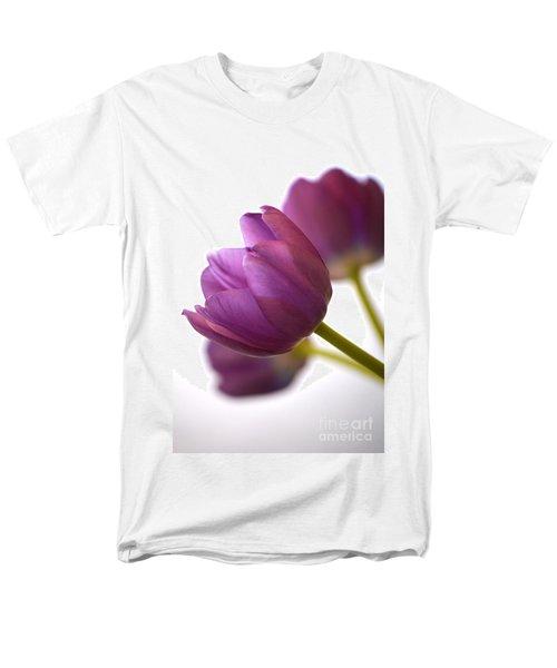 Simply Purple Men's T-Shirt  (Regular Fit) by Deb Halloran