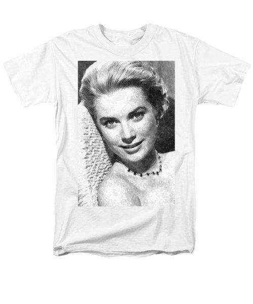 Simply Stunning Grace Kelly Men's T-Shirt  (Regular Fit) by Florian Rodarte