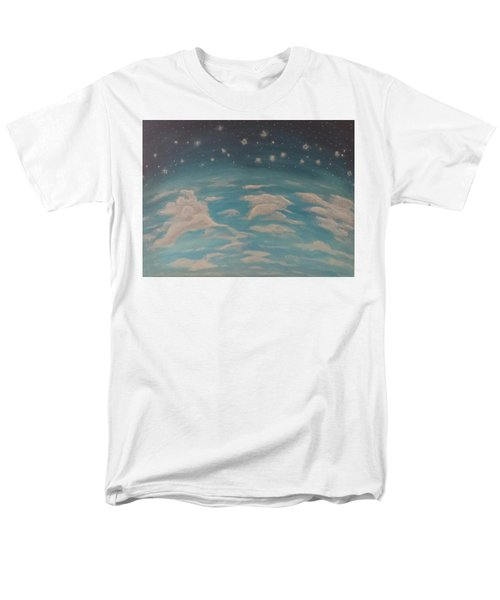 Sitting On Top Of The World Men's T-Shirt  (Regular Fit)
