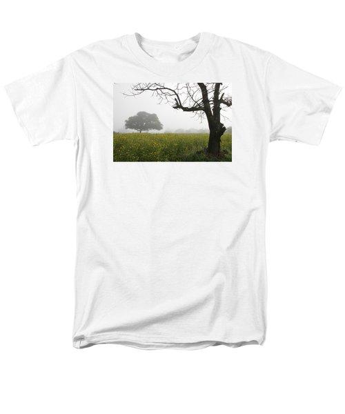 Men's T-Shirt  (Regular Fit) featuring the photograph Skc 0060 Framed Tree by Sunil Kapadia