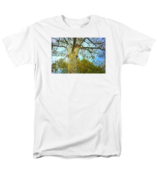 Sky High Men's T-Shirt  (Regular Fit) by Kathy Barney