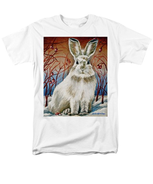 Some Bunny Is Charming Men's T-Shirt  (Regular Fit) by Linda Simon