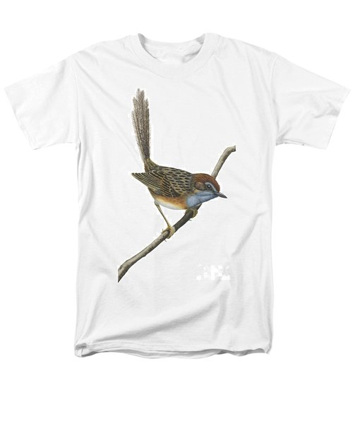 Southern Emu Wren Men's T-Shirt  (Regular Fit) by Anonymous