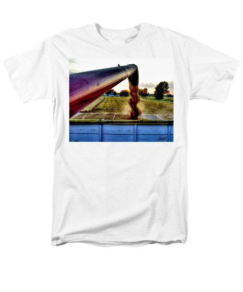 Spiral In Time Men's T-Shirt  (Regular Fit)