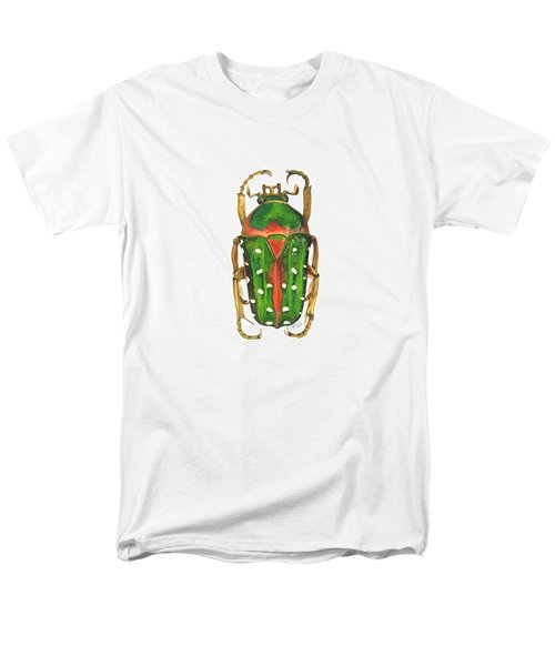 Spotted Flour Beetle Men's T-Shirt  (Regular Fit) by Cindy Hitchcock