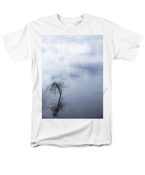 Spring Flood In Georgia Men's T-Shirt  (Regular Fit)