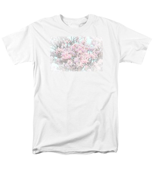 Men's T-Shirt  (Regular Fit) featuring the photograph Spring Has Arrived I by Susan  McMenamin
