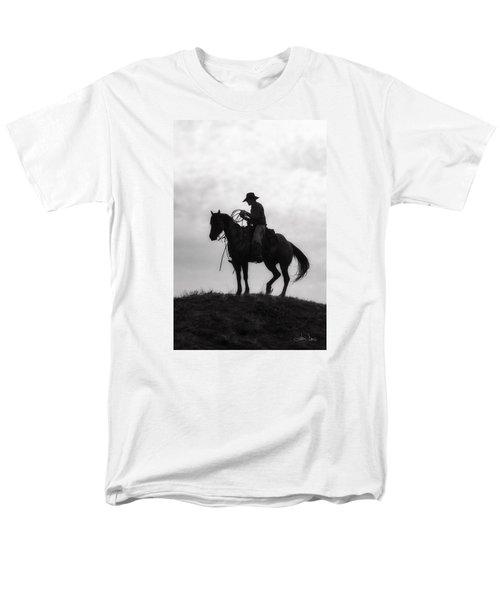 Standing Watch 2013 Men's T-Shirt  (Regular Fit) by Joan Davis