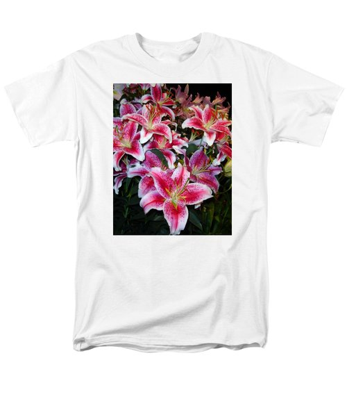 Star Gazing Men's T-Shirt  (Regular Fit) by Vickie G Buccini