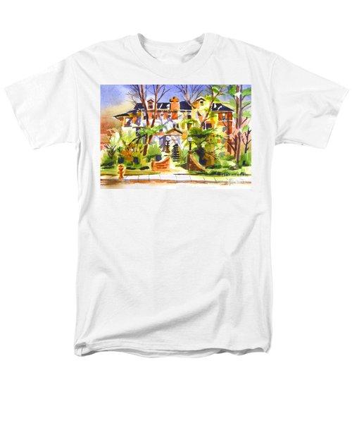 Ste Marys Of The Ozarks Hospital Men's T-Shirt  (Regular Fit) by Kip DeVore
