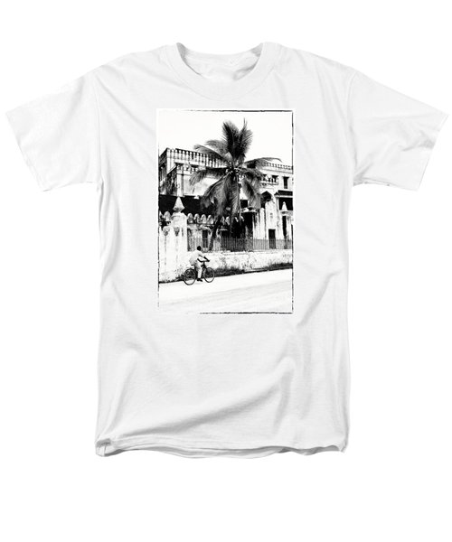 Tanzania Stone Town Unguja Historic Architecture - Africa Snap Shots Photo Art Men's T-Shirt  (Regular Fit) by Amyn Nasser