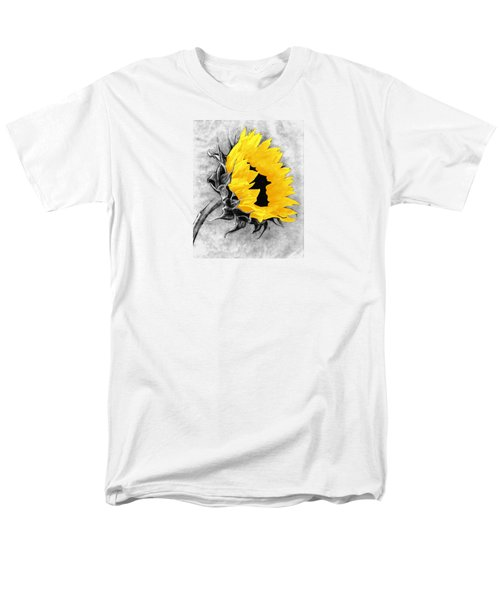Sun Power Men's T-Shirt  (Regular Fit) by I'ina Van Lawick