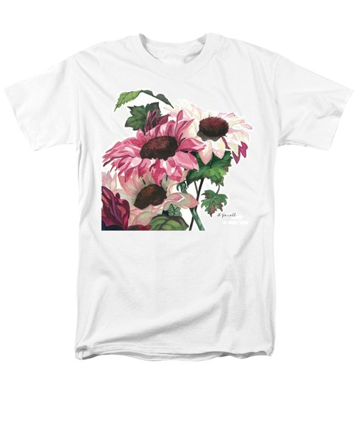 Men's T-Shirt  (Regular Fit) featuring the painting Sunny Delight by Barbara Jewell
