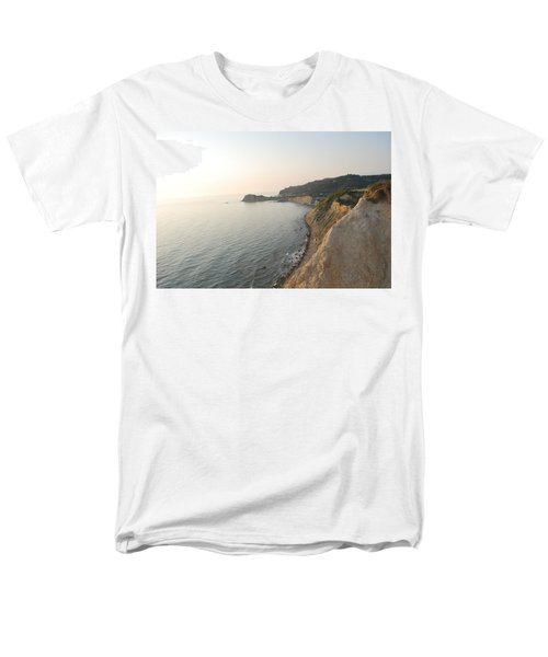 Men's T-Shirt  (Regular Fit) featuring the photograph Sunset Gourna by George Katechis