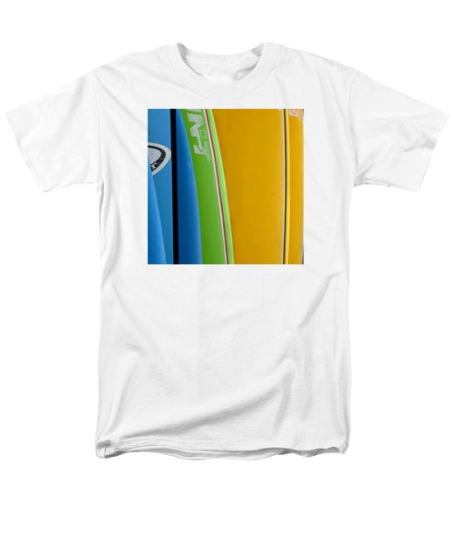 Surf Boards Men's T-Shirt  (Regular Fit) by Art Block Collections