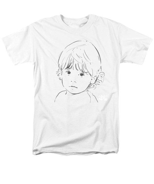 Sweet Girl Men's T-Shirt  (Regular Fit) by Olimpia - Hinamatsuri Barbu