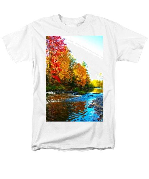 Sweet Serenity Men's T-Shirt  (Regular Fit) by Tiffany Erdman