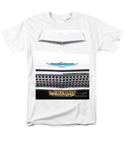 T-bird Hood Men's T-Shirt  (Regular Fit) by Jerry Fornarotto