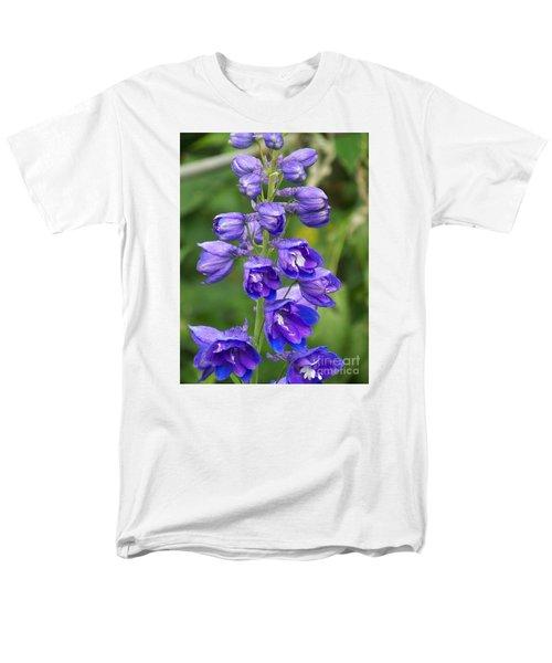 Men's T-Shirt  (Regular Fit) featuring the photograph Tall Garden Beauty by Eunice Miller