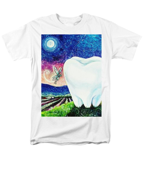 That's No Baby Tooth Men's T-Shirt  (Regular Fit) by Shana Rowe Jackson