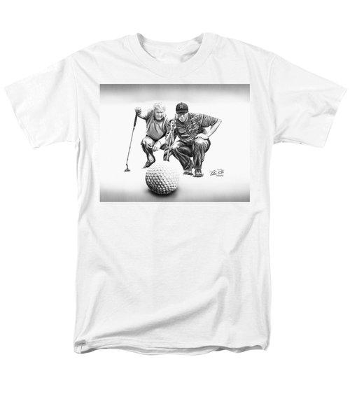 The Advisor Le Men's T-Shirt  (Regular Fit) by Peter Piatt