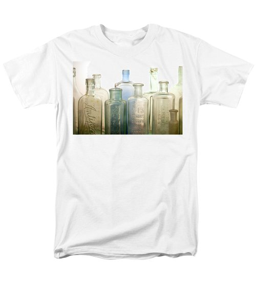 The Ages Reflected In Glass Men's T-Shirt  (Regular Fit) by Holly Kempe
