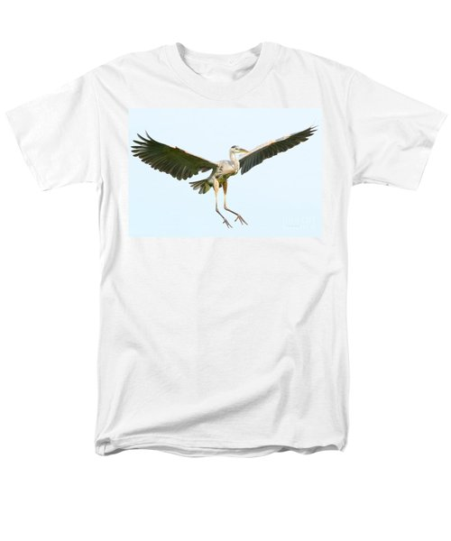 Men's T-Shirt  (Regular Fit) featuring the photograph The Arrival by Heather King