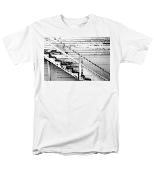 The Back Stairs Men's T-Shirt  (Regular Fit) by Beverly Stapleton