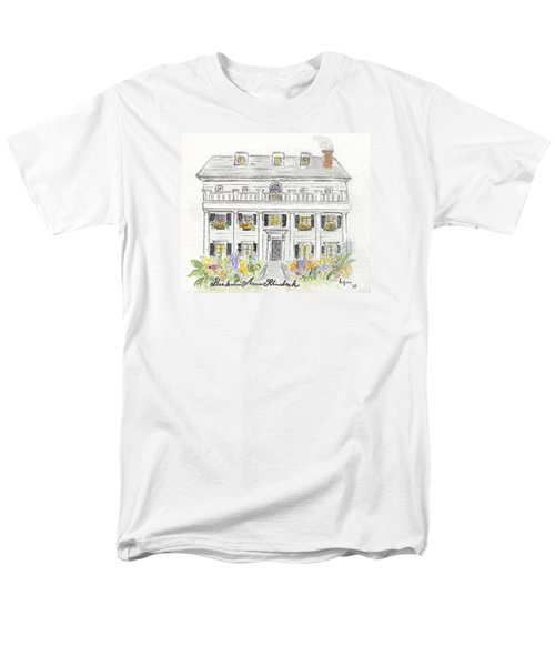 The Beekman Arms In Rhinebeck Men's T-Shirt  (Regular Fit) by AFineLyne