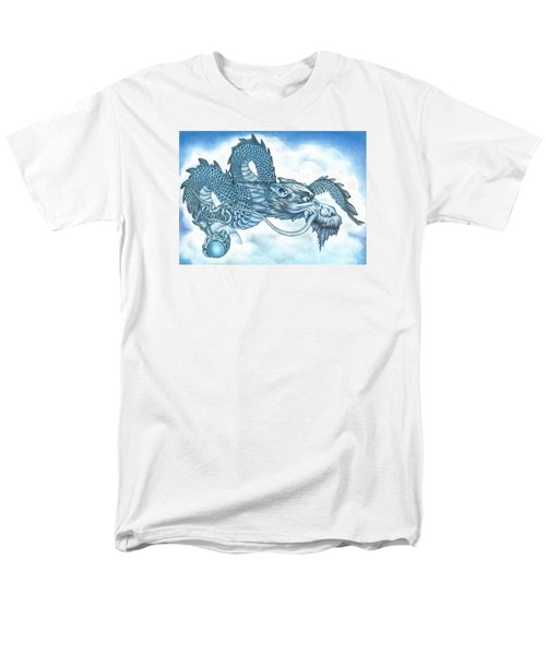 The Blue Dragon Men's T-Shirt  (Regular Fit)
