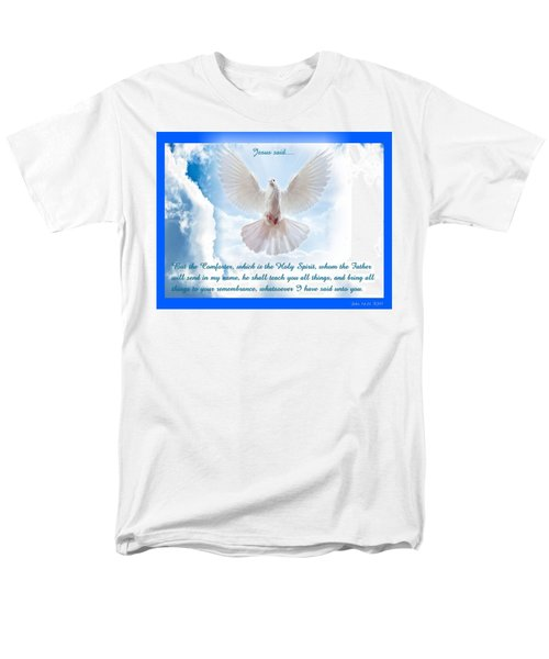 The Comforter Men's T-Shirt  (Regular Fit) by Terry Wallace