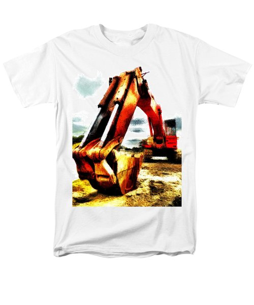 The Crab Claw Men's T-Shirt  (Regular Fit) by Steve Taylor