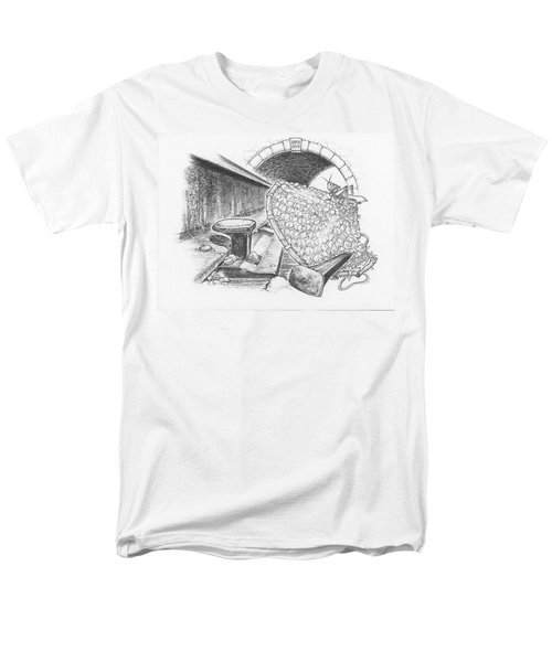 The Essence Men's T-Shirt  (Regular Fit) by Scott and Dixie Wiley