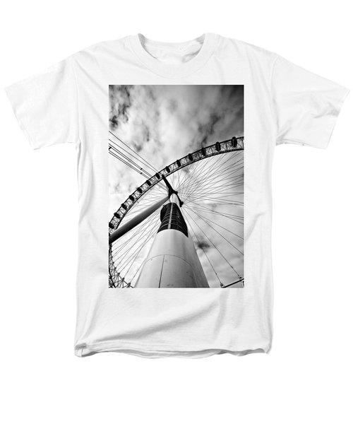 The Eye Men's T-Shirt  (Regular Fit) by Jorge Maia
