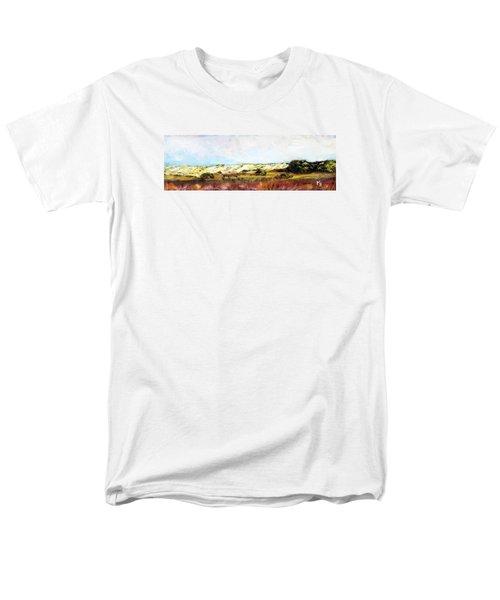 Behind The Surge Men's T-Shirt  (Regular Fit)