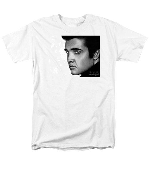 The King Men's T-Shirt  (Regular Fit) by Sheryl Unwin
